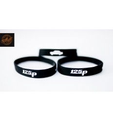 Opaska silikonowa 125p- czarna