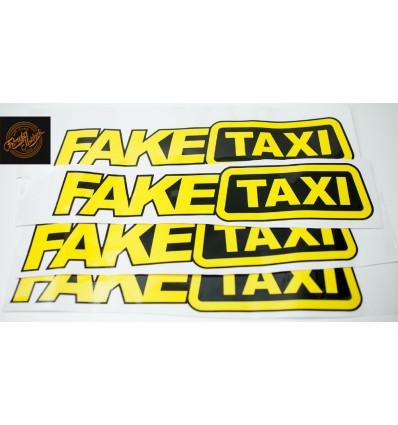 Fake Taxi 50 cm