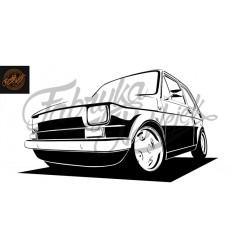 Fiat 126p 150 cm