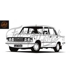 Fiat 125p 150 cm