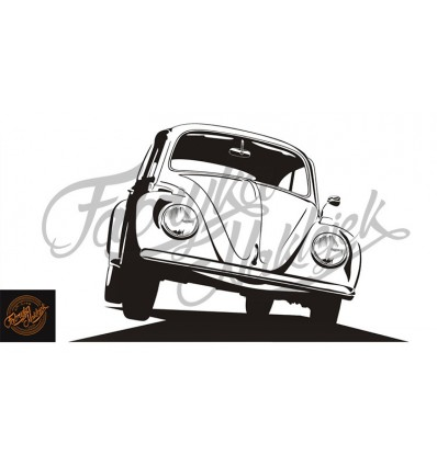 VW Garbus 125 cm