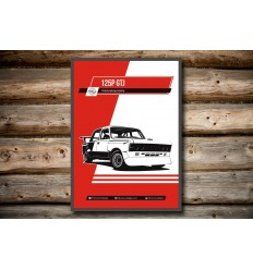 Plakat 125p GTJ