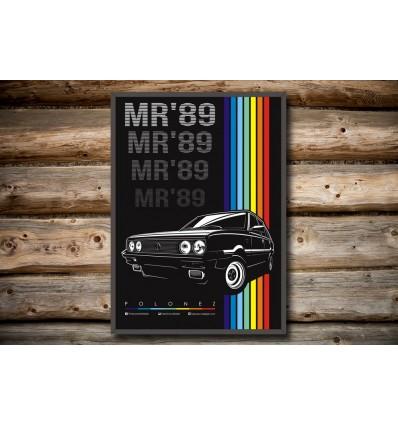 Plakat MR89