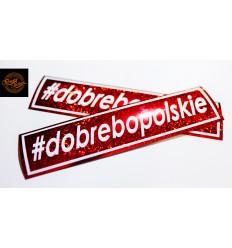 Dobre Bo Polskie - czerwona