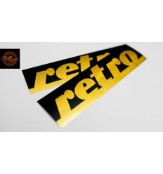 Retro - złota