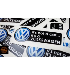 VW its not a car...