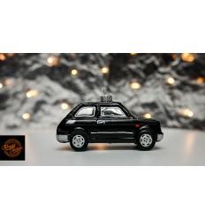 Bombka Fiat 126p Czarna