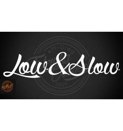 Low&Slow 60 cm