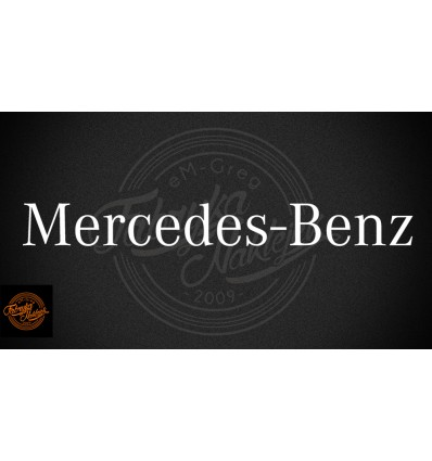 Mercedes Benz 60 cm