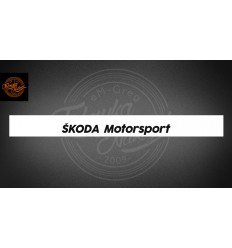 Pas Skoda Motorsport