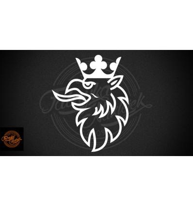 SCANIA logo v.1 25 cm