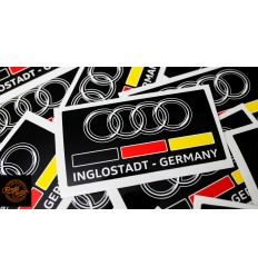 Audi Inglostadt Germany