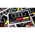 Audi Inglostadt Germany