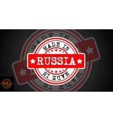 Naklejka Made in Russia