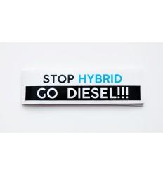 SLAP Stop Hybrid, Go Diesel