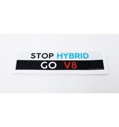 SLAP Stop Hybrid, Go V8