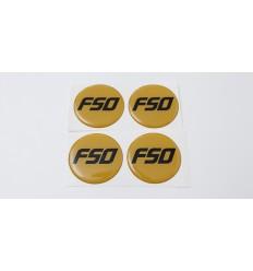 FSO złote 50 mm