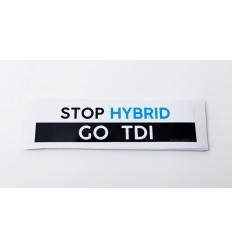 SLAP Stop Hybrid, Go TDI
