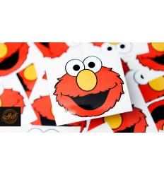 Naklejka Elmo