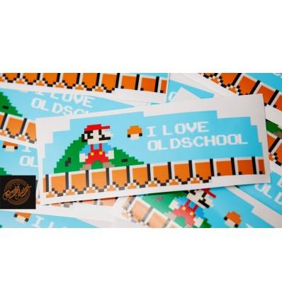 I love Oldschool - Super Mario