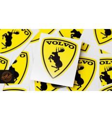 Volvo Żółta
