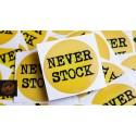 Never Stock