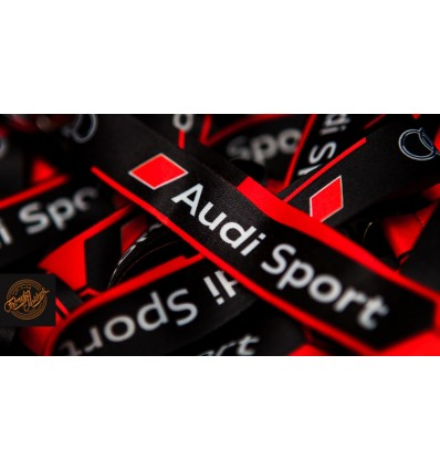 Smycz Audi Sport
