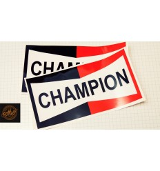 Champion 30 cm