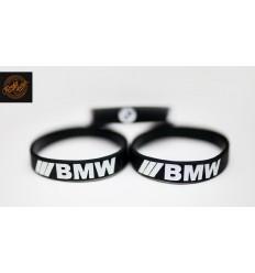 Opaska silikonowa BMW - czarna