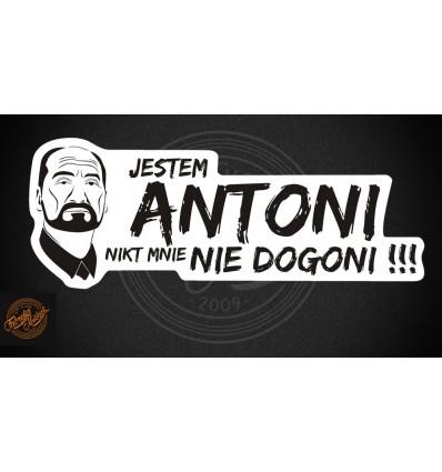 Jestem Antoni!
