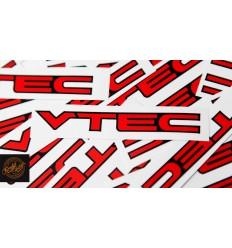 VTEC czerwona